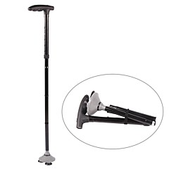 KYLIN SPORT™ Adjustable Foldable Walking Stick Trekking Pole Alpenstock Hiking for Elderly