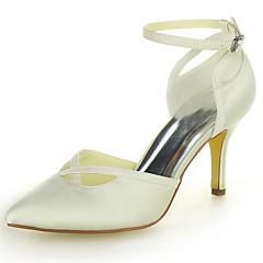 Scarpe da sposa - Scarpe col tacco - Tacchi - Matrimonio - Nero / Rosa / Rosso / Avorio / Bianco / Argento / Champagne - Da donna
