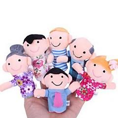 Spielzeuge Action - Figuren & Plüschtiere Fingerpuppe Spielzeuge lieblich Freizeit Hobbys Für Jungen Für Mädchen Gewebe