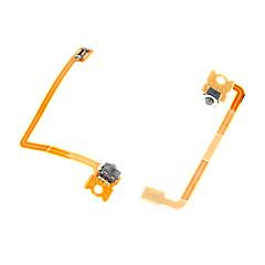 3dsxl LR gomb flex kábel szalag 2db 3ds XL csere javítási része
