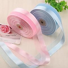 nádherný duotone polyster ribbon (více barev)