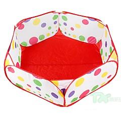 venkovní dětský pětiúhelníkové ball pool hračka