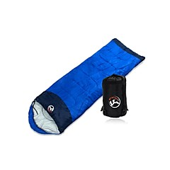 Sleeping Bag Rectangular Bag Single 0°C~10°C Hollow Cotton 215cmX78cm Camping / Fishing / Traveling / HuntingMoistureproof /