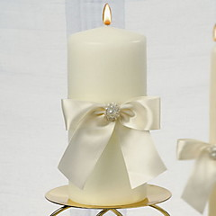 Candle Favors Piece/Set Candles Non-personalised White