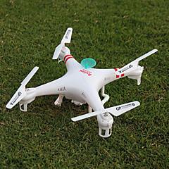 רחפן Gptoys F2 Aviax 4CH 2.4G עם מצלמה RC Quadcopter לבן