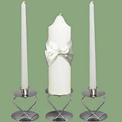 Temă Grădină Favoruri lumânare Piece / Set Lumânări Nepersonalizat Alb