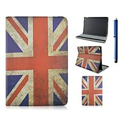 Appel iPad Air 2 - Nationale Vlag Pu-Leder , Diverse Kleuren )