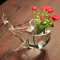 Table Centerpieces Glass Garden Theme Vases   Table Deocrations (Flower Not Included)
