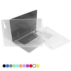 """beskyttende polykarbonat gjennomskinnelig full body krystall veske for MacBook Pro 13,3 """"med Retina-skjerm"""