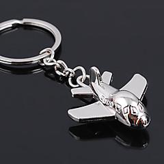unisex metalliseos rento avaimenperä muoti mini kone avaimenperiä