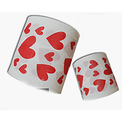 Heart Wedding Toilet Paper Napkin (10cm*300cm)