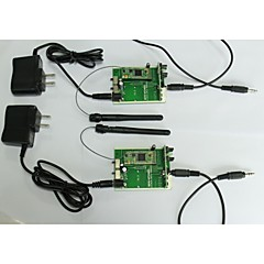 2.4G02  Wireless Audio Transmitter  Receiver Modules,Testing & Development Board,Adapter, Audio Wire And In-ear Stereo