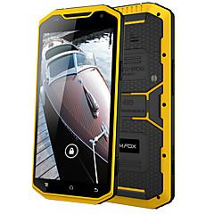 MFOX A8 Military Rugged 6 Inch Smartphone - IP68, MIL-STD-810G Certification, MTK Quad Core CPU, 2GB RAM, GPS, Bluetooth
