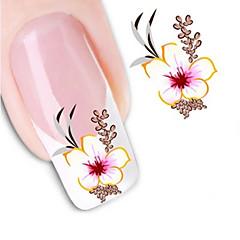 - Finger/Zehe - 3D Nails Nagelaufkleber - Andere - 1 Stück - 10.5X7X0.1 cm