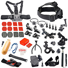 Gopro AccessoriesLens Cap / Monopod / Tripod / Screw / Buoy / Suction Cup / Straps / Clip / Hand Grips/Finger Grooves / Mount/Holder /