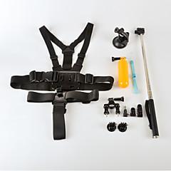 Gopro Accessories Screw / Straps / Hand Grips/Finger Grooves / Mount/HolderFor-Action Camera,Gopro Hero1 / Gopro Hero 2 / Gopro Hero 3 /
