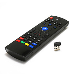 Wireless 2.4GHz Keyboard & Mouse Combos Mini/Air Mouse Remote for Android Smart TV Box