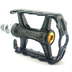 אופניים פדלים רכיבה על אופניים / אופני הרים / אופני כביש / אופניים הילוך קבוע נוח שחור סגסוגת אלומיניום / Cr-Mo