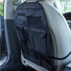 Nový propagační autodoplňky potahy sedadel úložný sáček multi kapesní organizátor autosedačky vak zadním sedadle židle