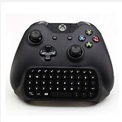 마이크로 소프트 X 박스 하나의 컨트롤러에 대한 미니 무선 chatpad 메시지 게임 컨트롤러 키보드
