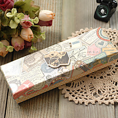 1 Piece/Set Favor Holder - Cuboid Card Paper Gift Boxes Non-personalised