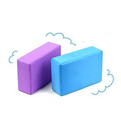 Briques de Yoga ( Rose/Bleu/Violet , EVA ) 3.5