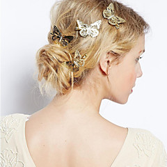 Femme Alliage Casque-Décontracté / Extérieur Pique cheveux 1 Pièce