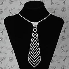 Collier Sorée/Occasion spéciale/Casual Argent Femme