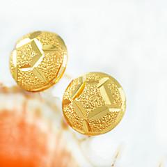 WesternRain  Wedding Stud Earrings Women's Gold / Brass Earring Non Stone