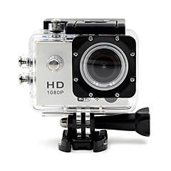 Besteye SDV-105 Microphone / Sports Action Camera 12MP 640 x 480 / 1920 x 1080 WiFi / Waterproof / Anti-Shock 2 CMOS 32 GB H.264 30 M