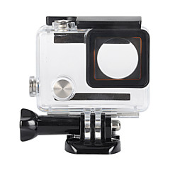 Accessories For GoPro,Protective Case Custom Made Waterproof, For-Action Camera,Gopro Hero 3+ Gopro Hero 4 1pcs Metal Plastic