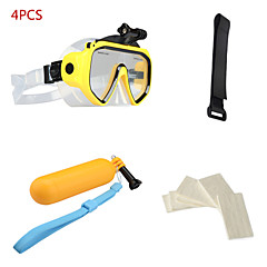 Gopro Accessories Anti-Fog Insert / Buoy / Diving Masks / Straps / Accessory Kit Floating, For-Action Camera,Gopro Hero 2 / Gopro Hero 3