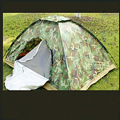 Other 2 Pessoas Tenda Duplo Barracas para Acampamento Família Um Quarto Barraca de acampamento Fibra de Vidro OxfordÁ Prova de Humidade