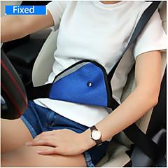 automobilový děti bezpečnostní pás trojúhelník pevné zařízení pro děti bezpečnostního pásu regulátor interiéru automobilu