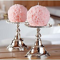 Kerzen Blumen/Pflanzen Normal / Romantisch Innendekoration,
