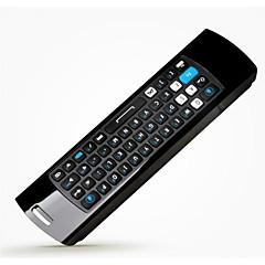 mele f10 pro voar controle remoto teclado air mouse com fone de ouvido& 2.4ghz micphone para caixa de Android TV