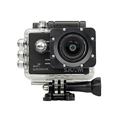 SJCAM SJ5000X Sports Action Camera 12MP 4000 x 3000 / 3648 x 2736 WiFi / G-Sensor / Anti-Shock 60fps / 30fps / 24fps / 120fps 4x-5/3 /