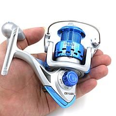 סלילי טווייה 5.2:1 8 מיסבים כדוריים ניתן להחלפהדיג בים / הטלת פיתיון / דיג קרח / Spinning / דייג במים מתוקים / אחר / דיג קרפיון / דיג בס