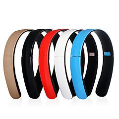אוזניות אוזניות Bluetooth אלחוטיות מתכווננת מתקפלות מעל האוזן לאייפון SAMSUNG
