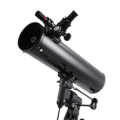 130EQ 130mmTelescopes Reflector Manual EquatorRoof Prism High Definition Wide Angle Eagle Vision Spotting Scope Waterproof Fogproof