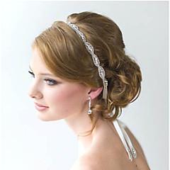 Bruiloft / Feest - Haarbanden (Zirkonia , Zoals Op De Afbeelding)