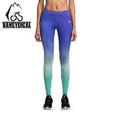 Vansydical® Női Gyors szárítás Jóga Alsók Zöld / Rózsaszín