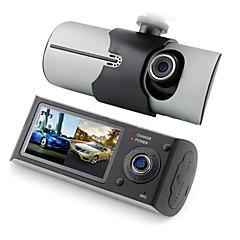 זוית רחבה / 720P / HD - DVD לרכב - 3MP CMOS - 1600 x 1200