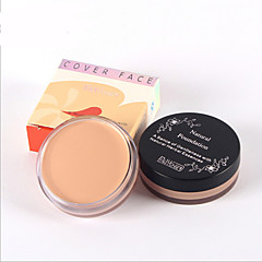 4 Concealer/Contour Wet Cream Concealer / Dark Circle Treatment / Anti-Acne / Freckle / Anti-wrinkle Eyes / Face / Lips / OthersBrown /