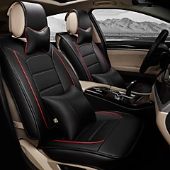 A New Full Leather Car Seat Cover Cushion Automotive Interior Protection Of The Original Car Seat