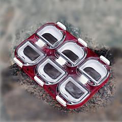 Caixa de Gancho Prova de Água 1 Bandeja*#*1.2 Plástico