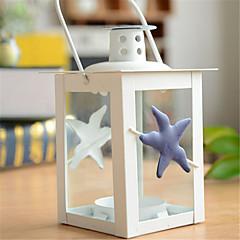 고전적인 복고풍 중공 철 촛불 웨딩 홈 가구 크리 에이 티브 장식 홈 가구