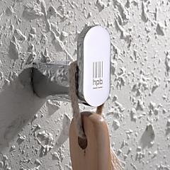 HPB®,Knage Krom Vægmonteret 5*4.5cm(2*1.8inch) Messing Moderne