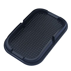 ziqiao do painel do carro tapete almofada pegajosa titular gps anti telefone móvel dispositivo antiderrapante itens interiores acessórios