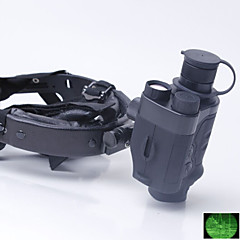 GUOANTAI 1X24 mm Monocular Night Vision Goggles Military Night Vision Hunting Military BAK4 Fully Multi-coated 30° No Focusing Mechanism